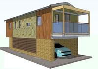 Ergo Home at Eco Build show inside Interbuild NEC