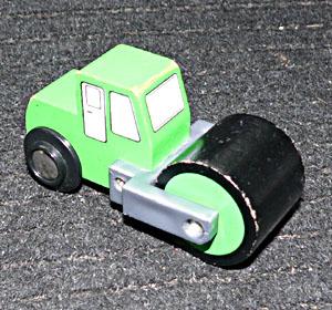 Wooden toy - Brio roller