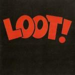 Ian Burden of Human League Loot solo cd 1990 on Homar label