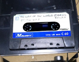 Loot of the World cassette 20/10/87