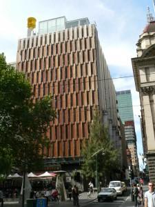 Melbourne Australia Council House eco green office building
