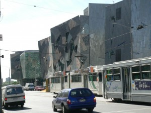 Melbourne Australia Federation Square
