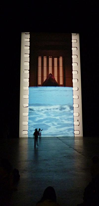 Tacita Dean FILM Tate Modern London SE1