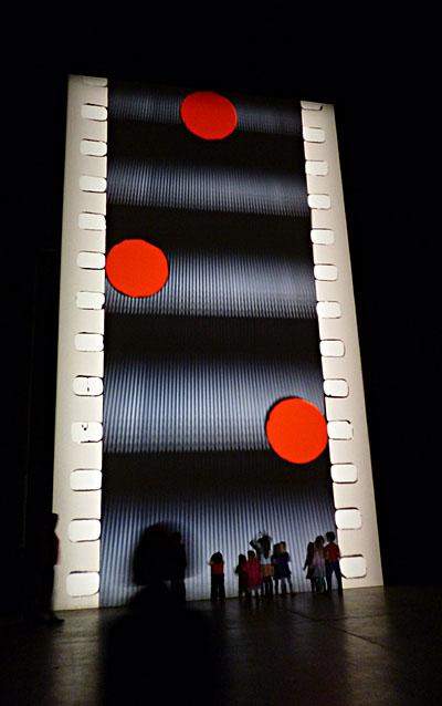 Tacita Dean FILM Tate Modern SE1