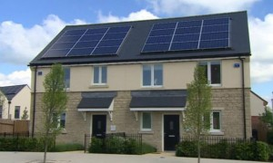 Zero Carbon Homes UK new development