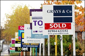 estate agents signs banned