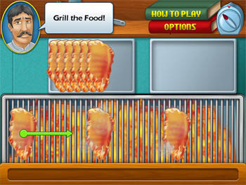 Cooking Academy Game - chef at work -  - for boys and girls