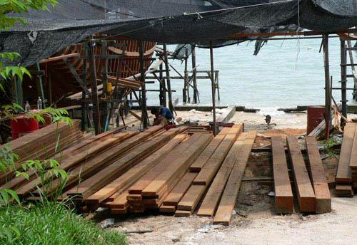 nyieun boat: Wood boat building jobs