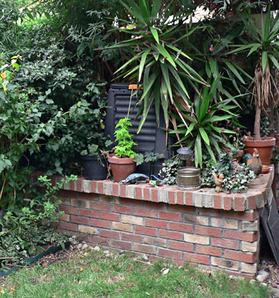 Small Retaining Walls Gardens submited images