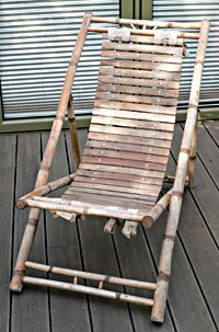 Garden Patio Wooden chair