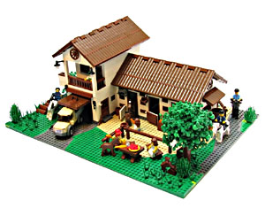 LEGO house by James May BBC