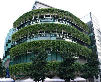Vertical gardens green walls green roof living roof brown roof vertical garden singapore at building diy solutioingenieria Images